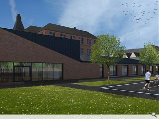 Rising pupil numbers prompt Scotstoun Primary extension
