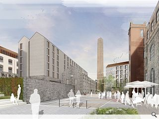 Aberdeen's Broadford Works secures planning consent