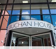 Buchan House acts as a one-stop-shop for council services