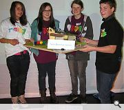 last years winners included this team from perth Grammar School