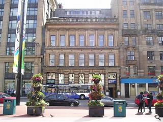 Games organisers move into George Square