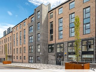 Aberdeen student housing development welcomes first tenants