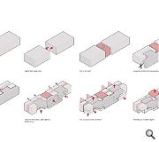 The four-storey block will be built in a single phase within the current school grounds