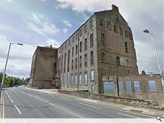 A-listed Kirkcaldy linoleum factory to be demolished