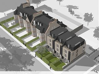 Planning friction shrinks planned Morningside townhouses