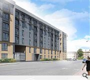 The scheme will take the place of low-rise commercial units