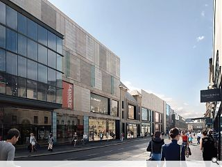 St Enoch Centre embraces Argyle Street in latest plans