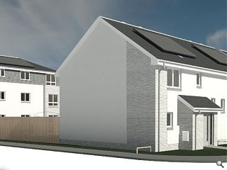 Infill homes to meet Huntly affordable housing need