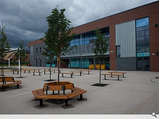 Paisley pupils begin lessons at £15.9m St James' Primary