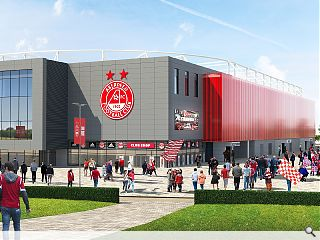 Aberdeen Football Club fleshes out Kingsford stadium move