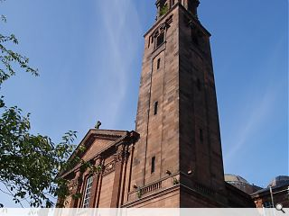 Urgent repairs to be carried out at St Aloysius' Church campanile