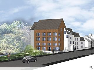 Water of Leith student flats earn planning go-ahead