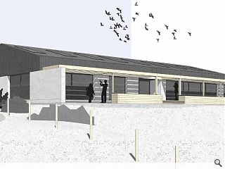 Rural Design count on planning approval for Portree offices