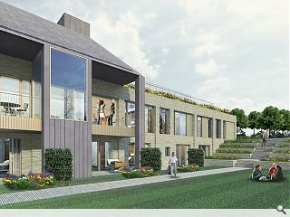 Groundbreaking Glasgow hospice to be built next year