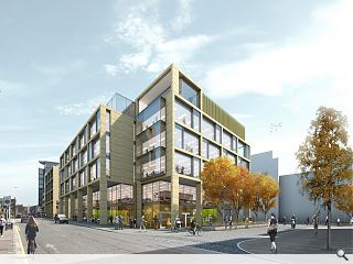 Fountainbridge brewery to make way for 78 apartments and offices