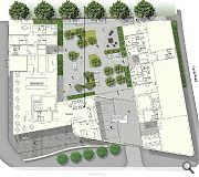 Extensive landscaping and amenity space will be offered