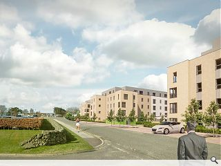 Aberdeen commences largest council house programme in 50 years