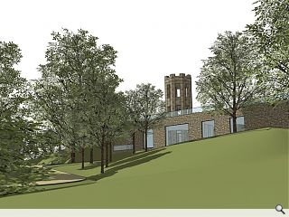 C-listed Mugdock tower to rise again as a family home