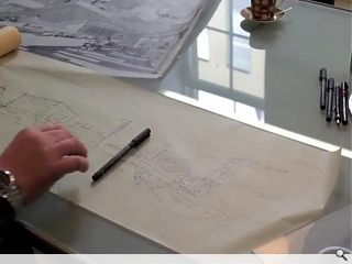 Dunlop showcases drawing technique in new video