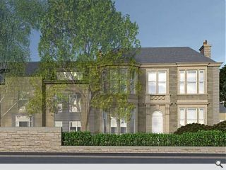 Canalside care home set for a return to residential use