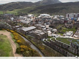 Councillors reject Hoskins' proposed Calton Hill hotel