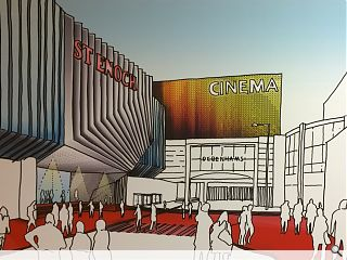 Cinema & restaurants on the cards for Glasgow's St Enoch Centre