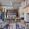 1920's banking hall reborn as contemporary 'brewpub'