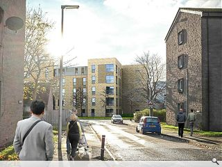 138 affordable urban homes proposed for Aberdeen