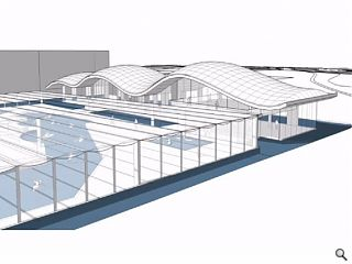 Leith whitewater rafting centre wins political support