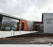 Chryston High will be a hub for community life, incorporating a new library
