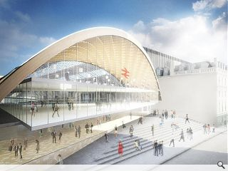 Alternate Queen Street Station vision outlined