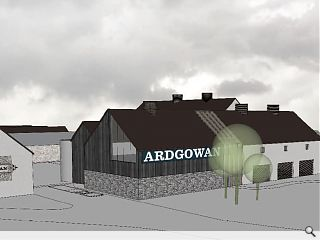 Whisky to flow from Ardgowan Estate with planning win