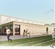 Local hockey and rugby clubs will also be based at the facility