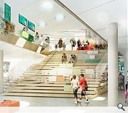 The scheme is an example of an international design competition done well