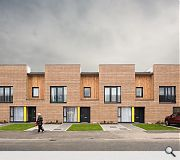 Penilee Housing, Riach Partnership