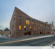 Neilston Road Paisley, FBN Architects / Loretto Housing Association