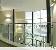 Rowan Business Park - Interior View