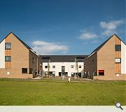 Hallglen, Falkirk, Page & Park Architects / Loretto Housing Association