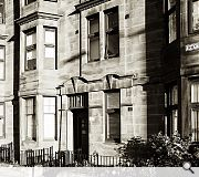 Tenements - Shettleston,  John Honeyman