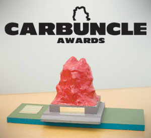 The Carbuncle Awards