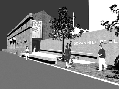 Govanhill pool could re open with nord as architect - Glasgow city council swimming pools ...