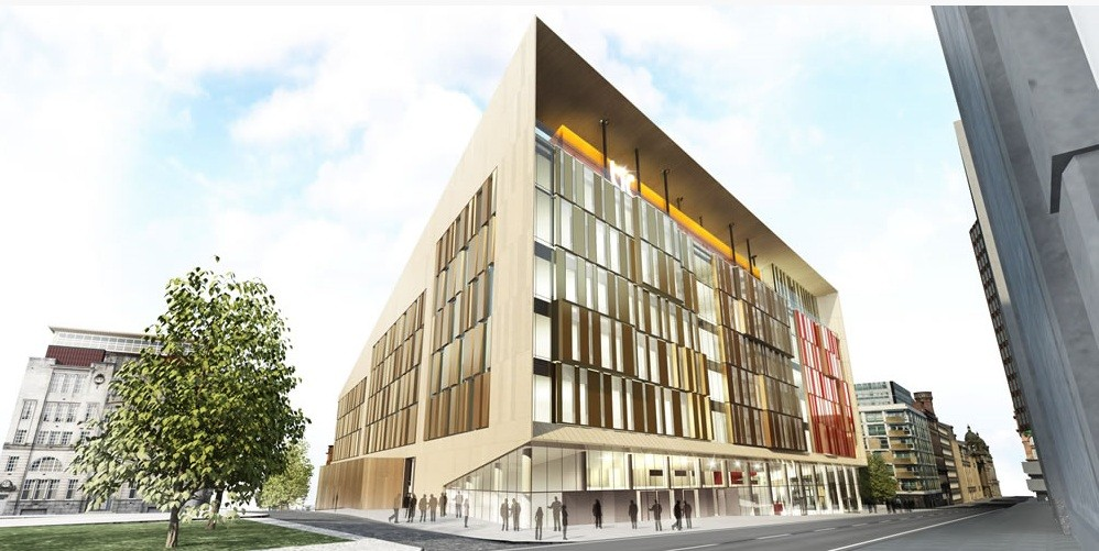 Strathclyde University Submit Technology And Innovation