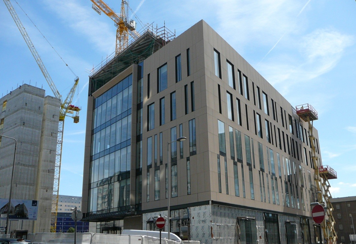 Bdp S Innovo Reaches External Completion July 2013
