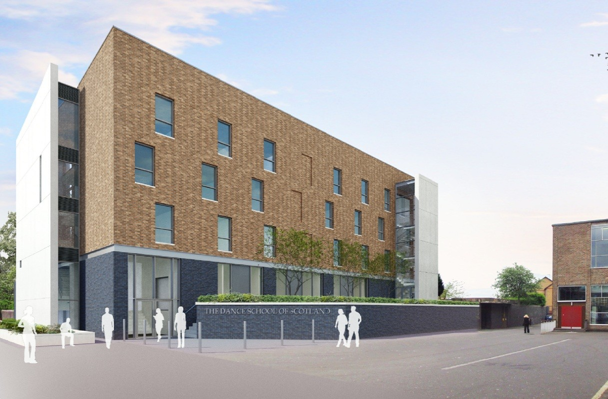 National Dance School Residences Plan Submitted August