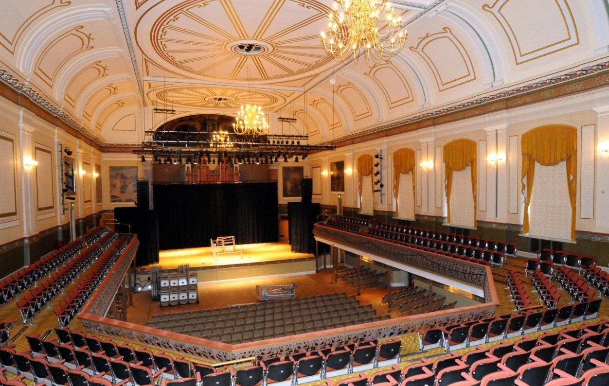 aberdeen music hall nets funding boost january. Black Bedroom Furniture Sets. Home Design Ideas