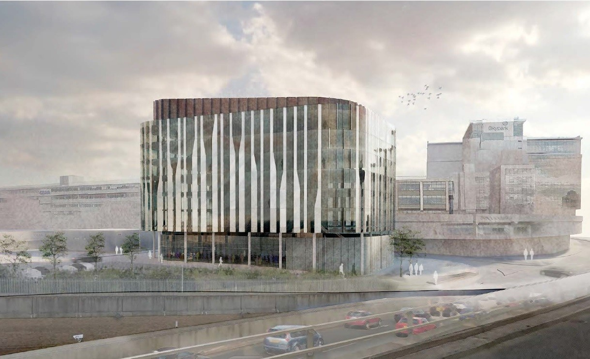 Glasgow S Skypark Strikes Out West For Latest Expansion