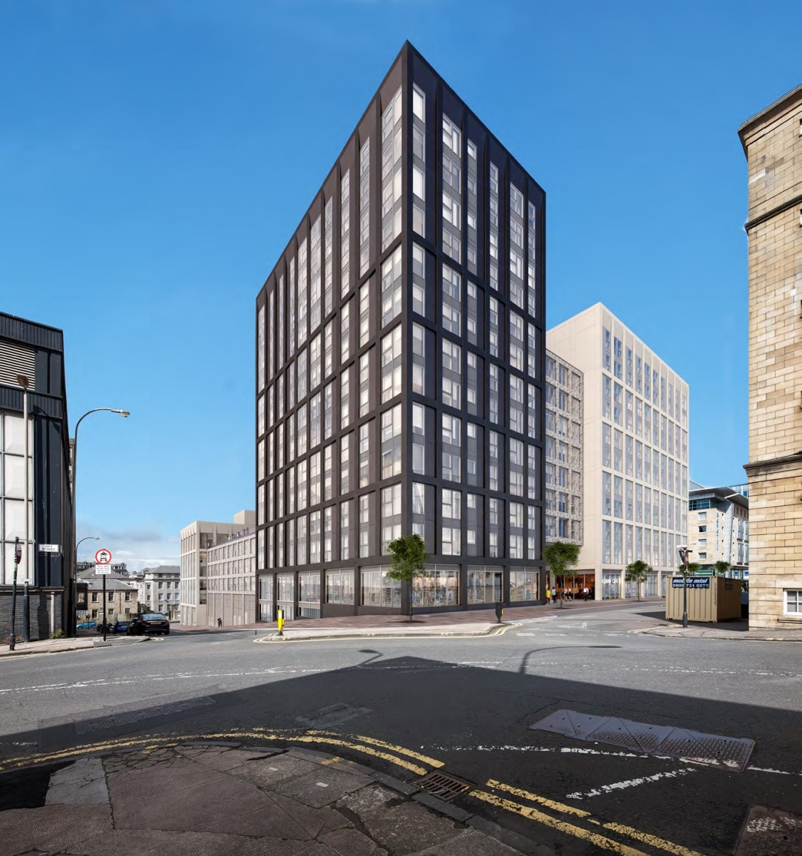 Arresting Vision Laid Out For Former Glasgow Police HQ