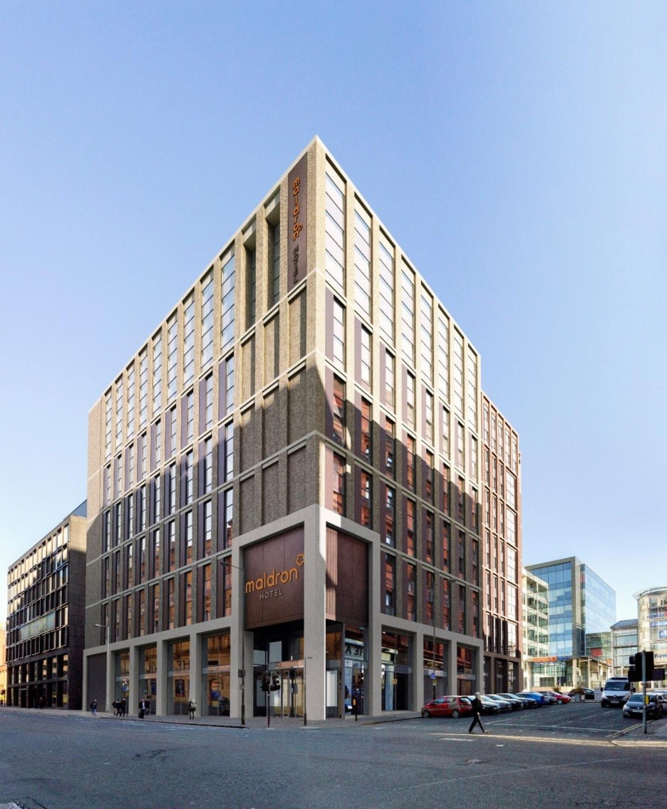 Stalled Glasgow Office Bid Makes Way For Hotel And Student