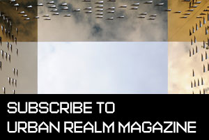 Subscribe to Urban Realm Magazine. Now only £39.50 a year