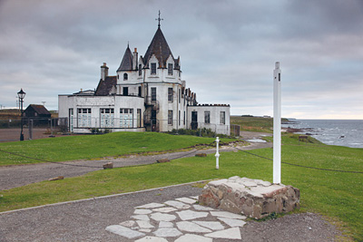 John O'Groats named Scotland's most dismal town
